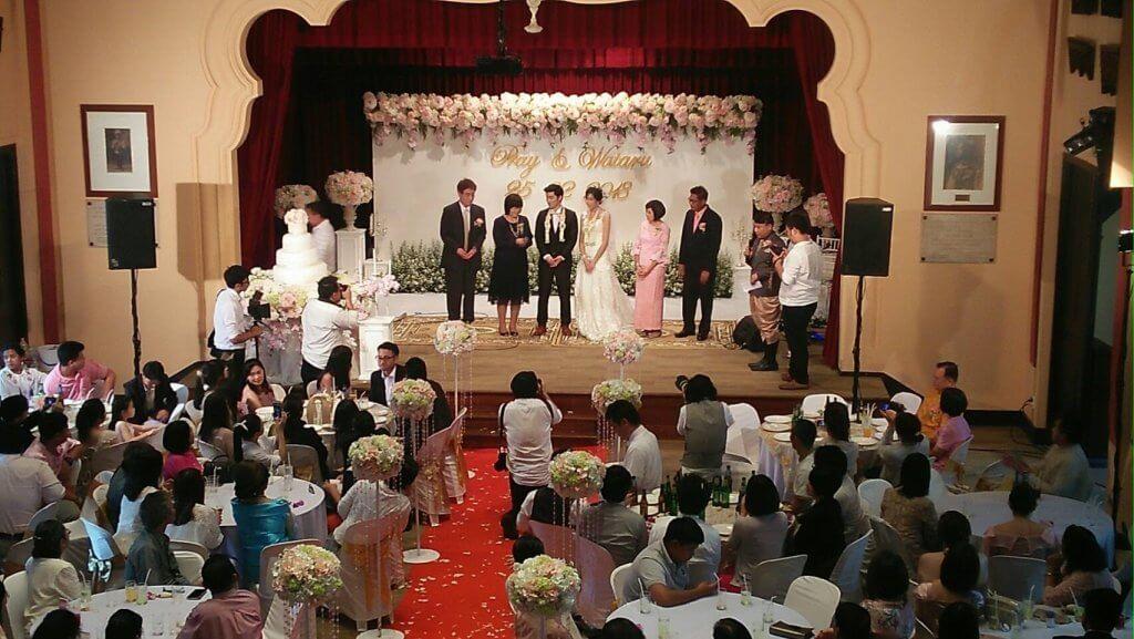 สยามสมาคมแต่งงาน