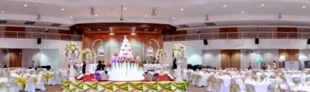 สถานที่จัดงานแต่งงานราคาถูก