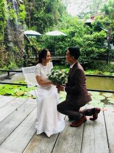 สถานที่จัดงานแต่งงานในสวน นนทบุรี